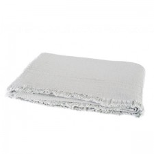 COUVRE-LIT VANLY 240X260 NATUREL - Harmony Textile