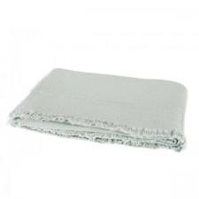 PLAID VANLY 130X190 CELADON - Harmony Textile