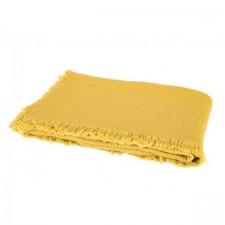 PLAID VANLY 130x190 ABSINTHE - Harmony Textile