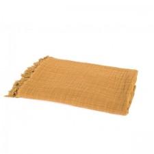 PLAID VANLY 130x190 BRONZE - Harmony Textile