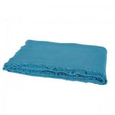 PLAID VANLY 130x190 CREPUSCULE - Harmony Textile