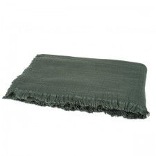 PLAID VANLY 130x190 MELEZE - Harmony Textile