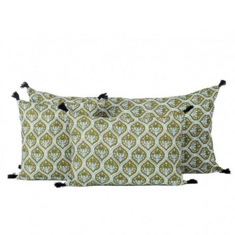 COUSSIN PATNA BRONZE 45X45 - Harmony Textile