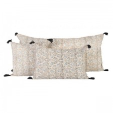Coussin lin WAKI 55X110 - Harmony Textile