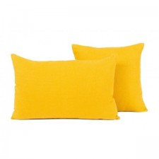 COUSSIN PROPRIANO 40X60 SAFRAN - Harmony Textile
