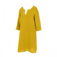TUNIK NAIS TAILLE S/M SAFRAN - Harmony Textile