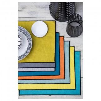 Set de table lin BORGO 35X48 Harmony Textile