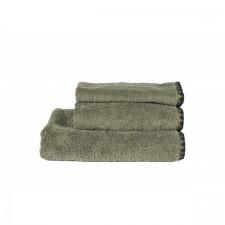 DRAP DE BAIN ISSEY KAKI 90X140 CM - Harmony Textile