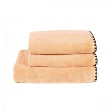SERVIETTE DE TOILETTE INVITEE ISSEY NUDE 30X50 CM - Harmony Textile