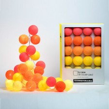 Coffret Kiosquorama 20 boules - La Case de Cousin Paul