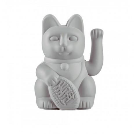 LUCKY CAT / WAVING CAT / NEON PINK 15X10.5CM
