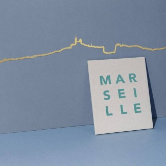 THE LINE MARSEILLE GOLDEN THE LINE