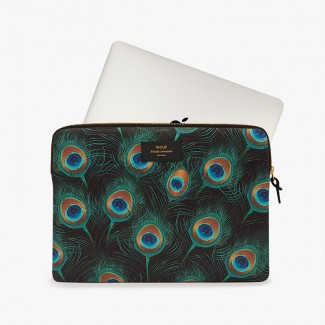 POCHETTE ORDINATEUR 13° PEACOK
