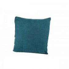 COUSSIN PROPRIANO 45X45 BLEU DE PRUSSE - Harmony Textile