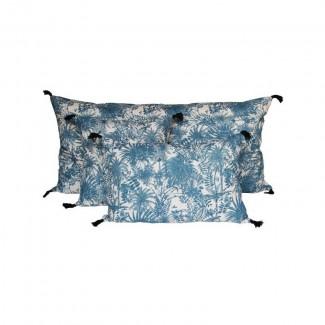 Coussin lin MAHE 45X45 Harmony Textile