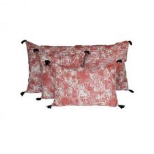 Coussin lin MAHE 40X60 - Harmony Textile