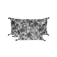 Coussin lin MAHE 55x110 - Harmony Textile