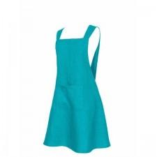 TABLIER KYOTO 90X130 AQUA SEA - Harmony Textile
