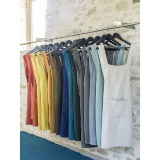 Tablier lin KYOTO 90X130 Harmony Textile