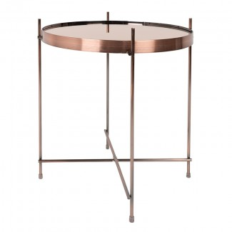 TABLE CUPID CUIVRE