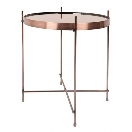 TABLE CUPID CUIVRE - Zuiver