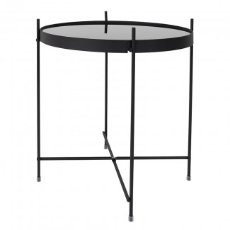 TABLE SIDE CUPID BLACK