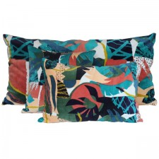 COUSSIN PAPERCUT 40X60 KAKI - Harmony Textile