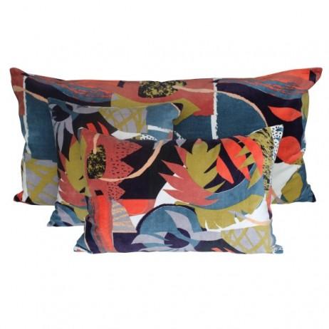 COUSSIN PAPERCUT 45X45 BRONZE - Harmony Textile