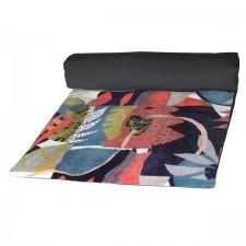 EDREDON PAPERCUT 85X200 BRONZE - Harmony Textile