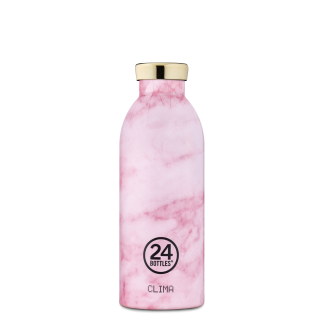 CLIMA BOUTEILLE 500ml PINK MARBLE DESIGN 24