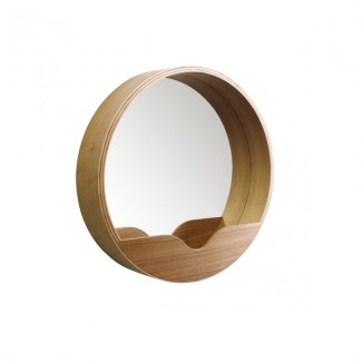 MIRROIR ROUND WALL