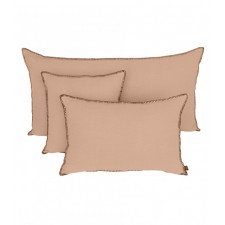 COUSSIN MANSA 40X60 CIMARRON 100% LIN LAVE - Harmony Textile