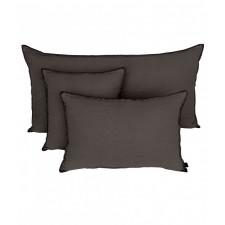 COUSSIN MANSA 40X60 GRANIT 100% LIN LAVE - Harmony Textile