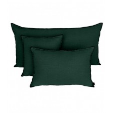 COUSSIN MANSA 40X60 MELEZE 100% LIN LAVE - Harmony Textile
