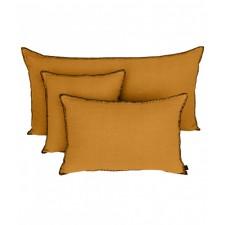 COUSSIN MANSA 40X60 CHAMOIS 100% LIN LAVE - Harmony Textile