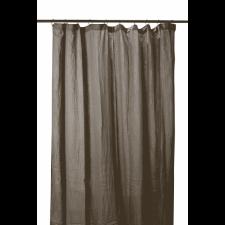 RIDEAUX COTON DILI 120X280 BROWNIE - Harmony Textile