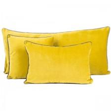 COUSSIN EN VELOURS DELHI 40X60 - Harmony Textile