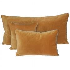 COUSSIN EN VELOURS DELHI 45X45 - Harmony Textile
