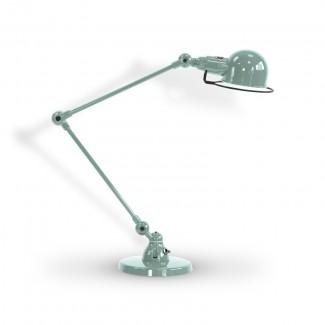 LAMPE A POSER SIGNAL SI333 2X30CM / VERT VESPA JIELDE
