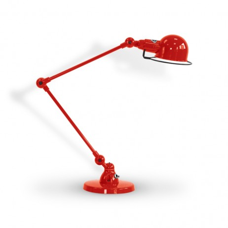 LAMPE A POSER SIGNAL SI333 2X30CM / ROUGE 3020 - JIELDE