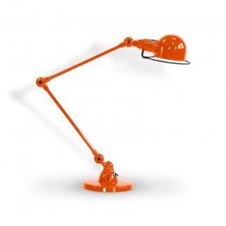 LAMPE A POSER SIGNAL SI333 2X30CM / ORANGE 2004 JIELDE