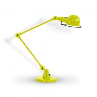 LAMPE A POSER SIGNAL SI333 2X30CM / JAUNE SOUFRE 1016 JIELDE