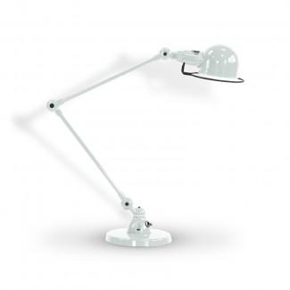 LAMPE A POSER SIGNAL SI333 2X30CM / BLANC JIELDE