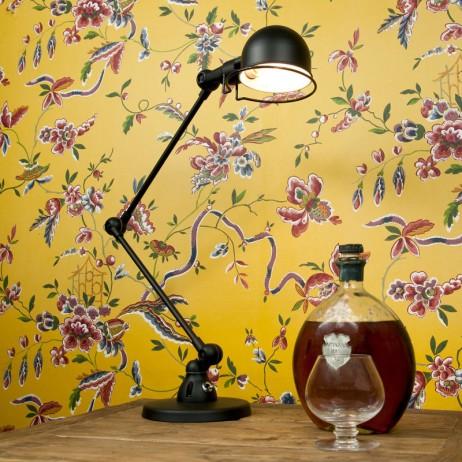 LAMPE A POSER SIGNAL SI333 2X30CM / NOIR MAT 9011 - JIELDE
