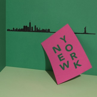 THE LINE FRISE DECORATIVE NEW YORK