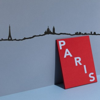 THE LINE FRISE DECORATIVE PARIS