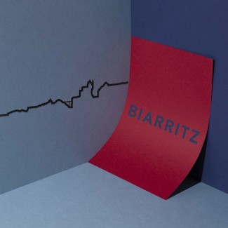 THE LINE FRISE DECORATIVE BIARRITZ