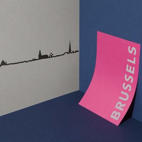 THE LINE FRISE DECORATIVE BRUXELLES - THE LINE