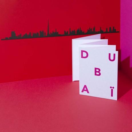 THE LINE FRISE DECORATIVE DUBAI - THE LINE
