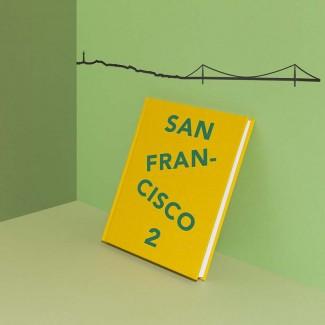 THE LINE FRISE DECORATIVE SAN FRANCISCO 2 THE LINE